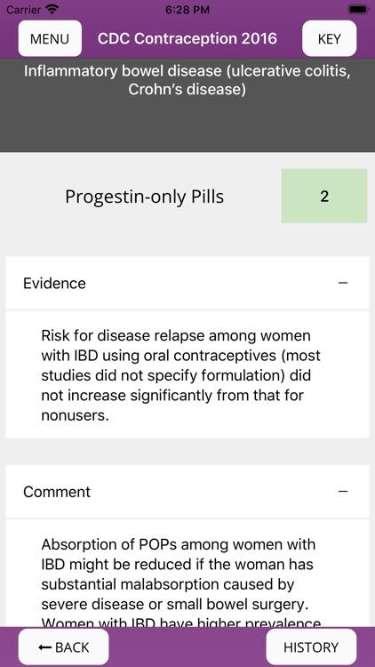 Contraception screenshot-4