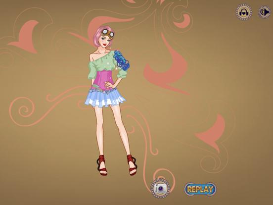 SteamGirl screenshot 7