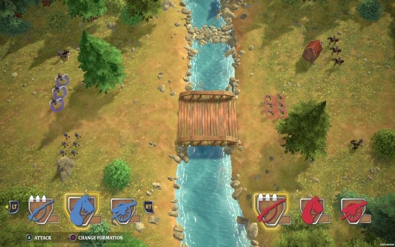 The Bluecoats North & South screenshot 2