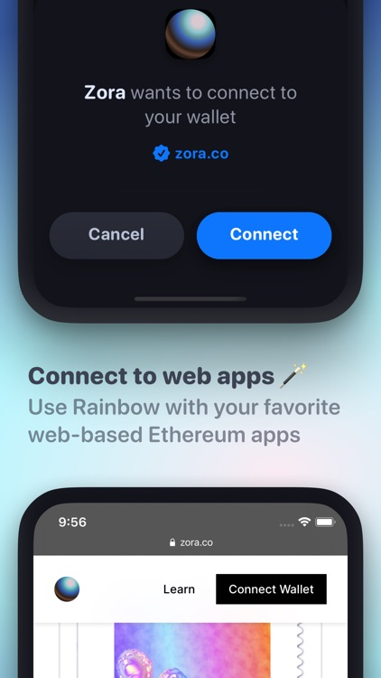 Rainbow - Ethereum Wallet screenshot-3