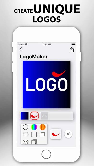 Screen Shot Logo Maker^ 0