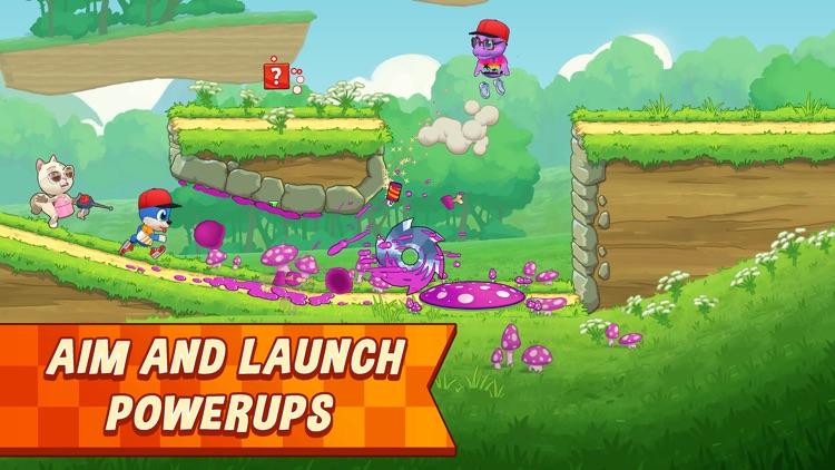 Fun Run 4 - Multiplayer Games screenshot-6