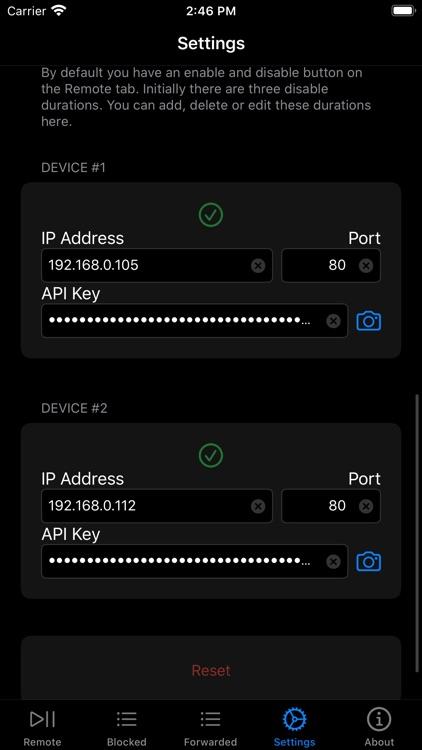 PHRemote - Pi-hole Remote screenshot-6