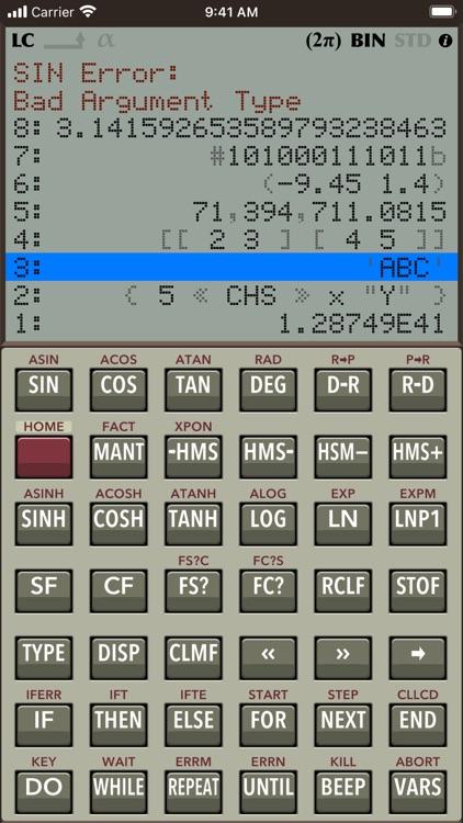 RPN 28x Calc