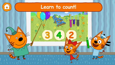 Screen Shot Kid-E-Cats: Little Kids Games! 3
