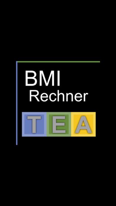 TEA-NET BMI RechnerScreenshot von 1