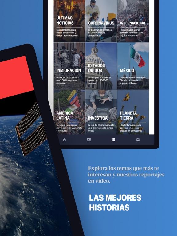 Noticias Telemundo screenshot 12