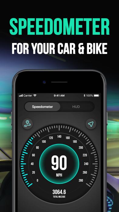 GPS Speedometer: Speed Tracker Screenshot