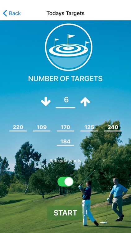 Random Golf Practice screenshot-6