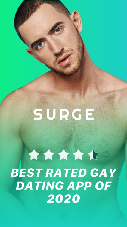 SURGE – Gay Dating & Chat App