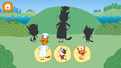 Screen Shot Kid-E-Cats: Little Kids Games! 6
