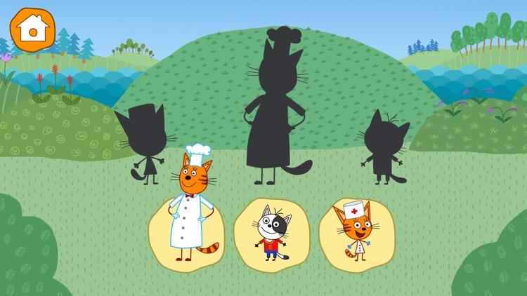Kid-E-Cats: Toddler Games ABC! screenshot-6