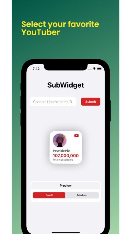 SubWidget