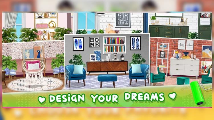 My Dream Home Decor screenshot-3