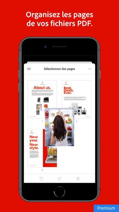 messages.download Adobe Acrobat Reader pour PDF software