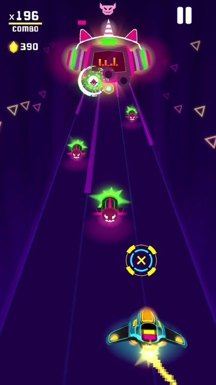 Rocket Hero EDM screenshot-4