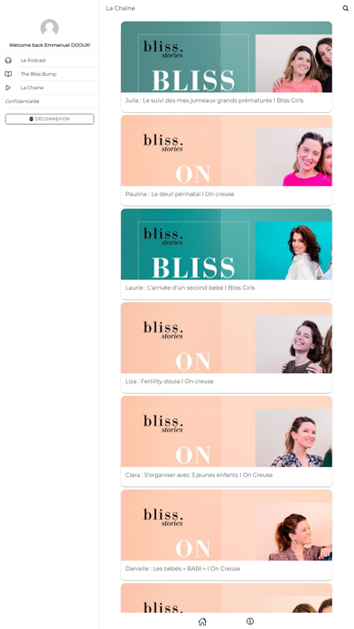 messages.download BLISS STORIES software