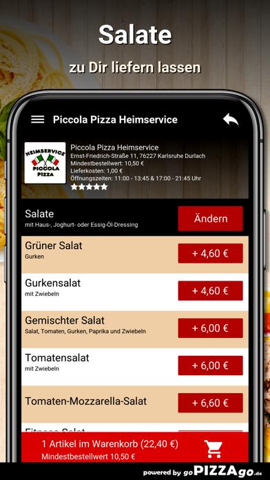 Piccola Karlsruhe Durlach screenshot 5