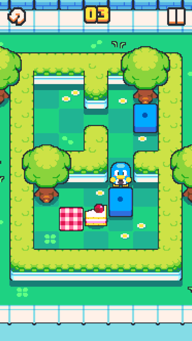 Picnic Penguin screenshot 1