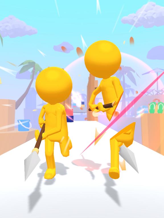 Samurai Slash - Run & Slice screenshot 7