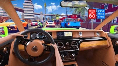 مدينة سيارة القيادة مدرسة سيملقطة شاشة1