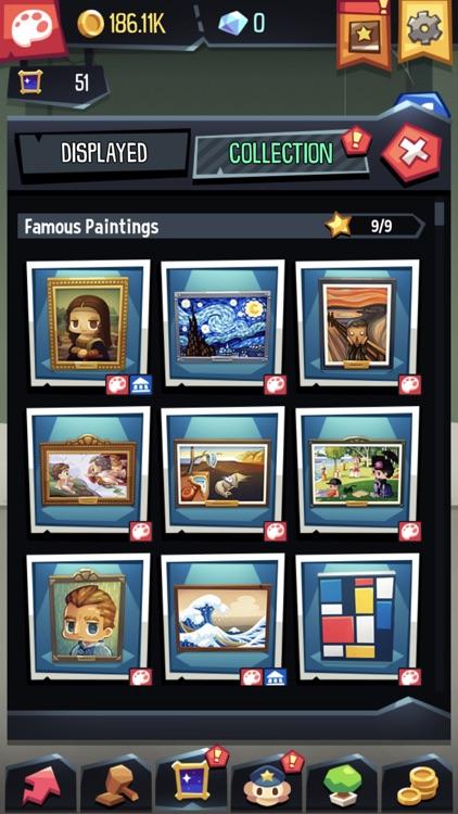 Art Inc. - Collection Clicker screenshot-8