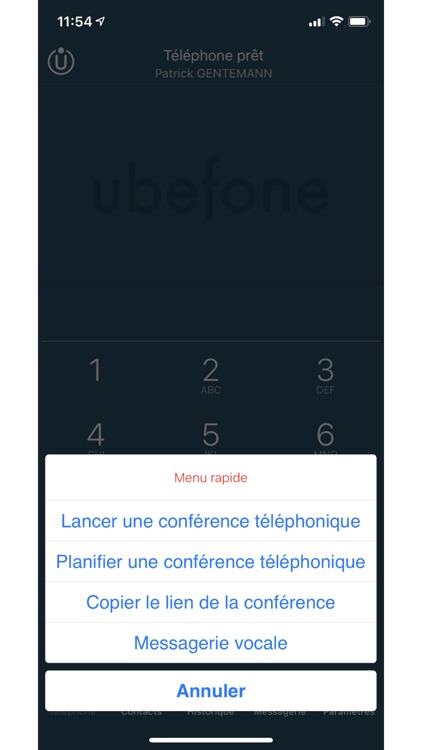 Ubefone screenshot-1