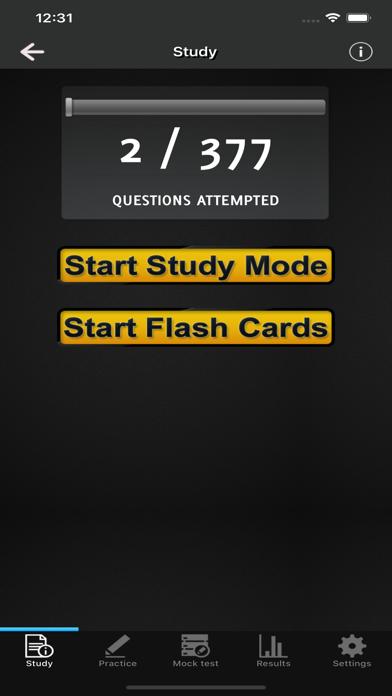 JIB Plumbing Test Revision screenshot 2