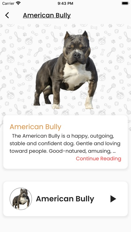 Dog Sounds - Breed, Attention screenshot-4