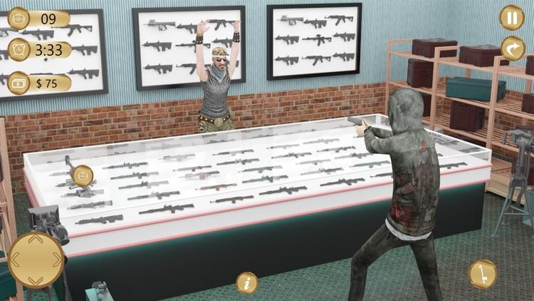 Thief Robbery Simulator Games screenshot-3