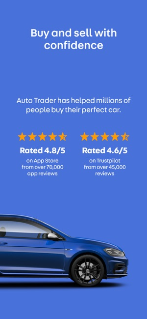 Auto Trader Buy Sell Cars On The App Store