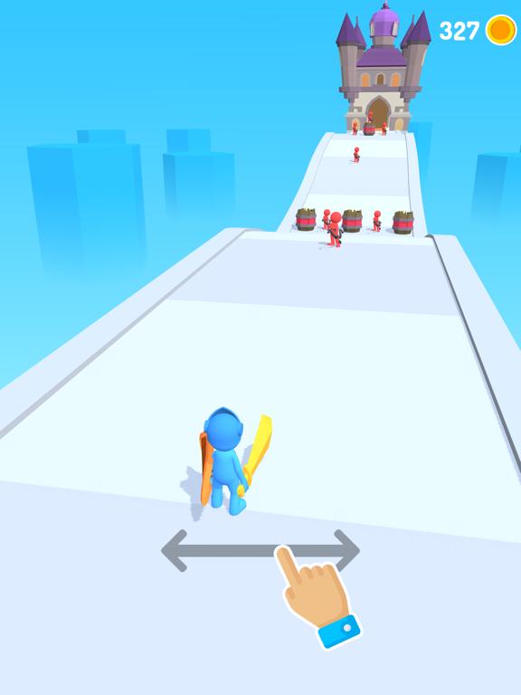 Fury Knight screenshot 5