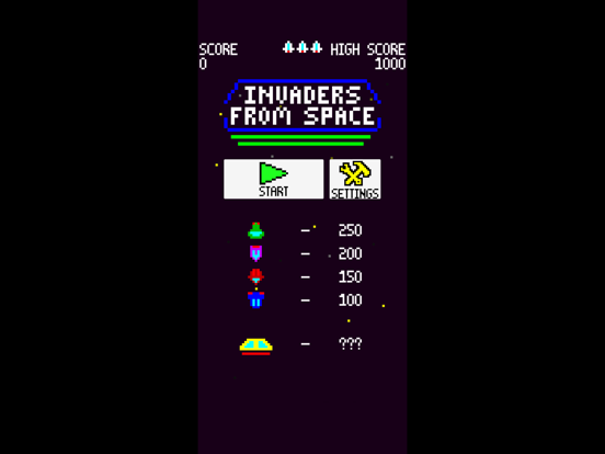 Invaders From Space Ad-Free screenshot 6