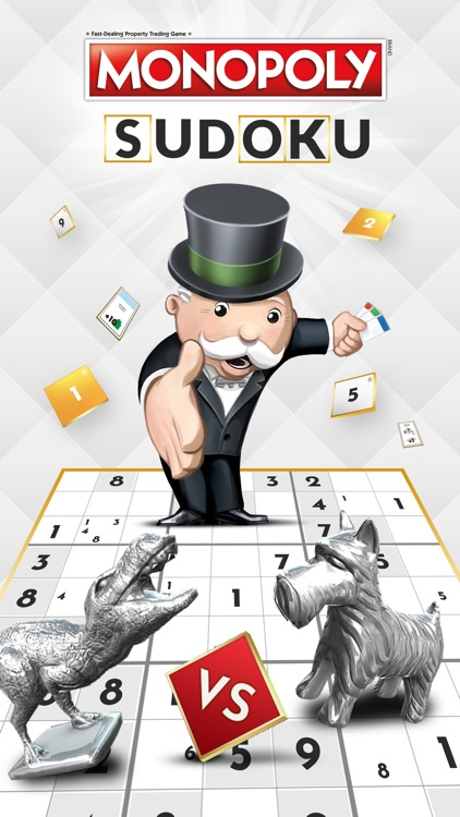 Monopoly Sudoku screenshot-0