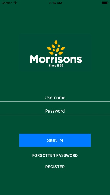 WAY2PAY @ Morrisons