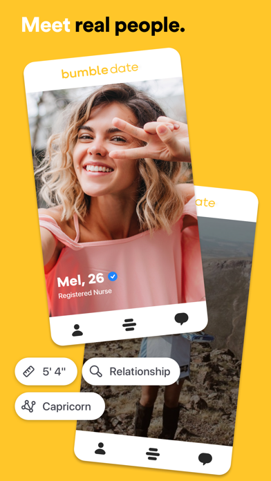 cancel Bumble - Dating. Friends. Chat app subscription image 1