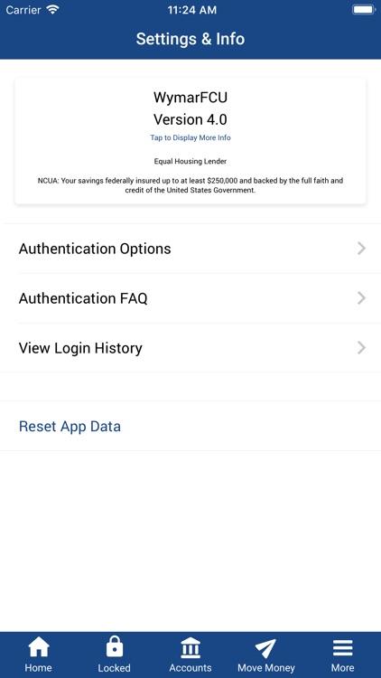 Wymar Federal Credit Union screenshot-3