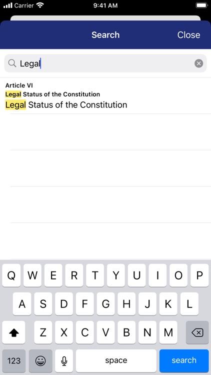 Arkansas Code (by PocketLaw) screenshot-6