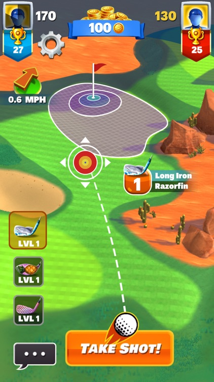 Super Shot Golf screenshot-6