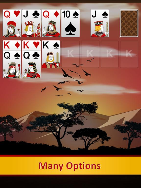 Solebon Solitaire - 50 Games Screenshots