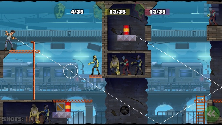 Stupid Zombies 3 screenshot-0