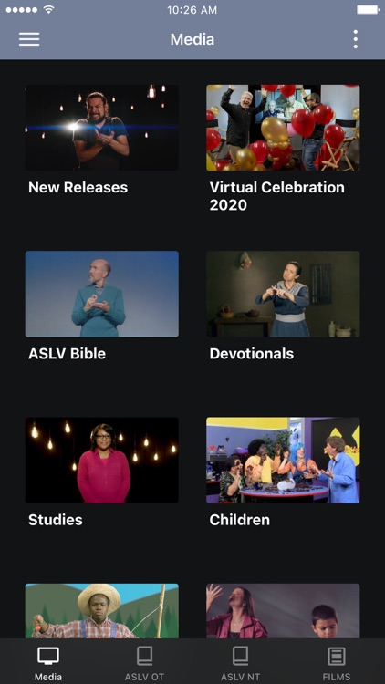 Deaf Missions Video