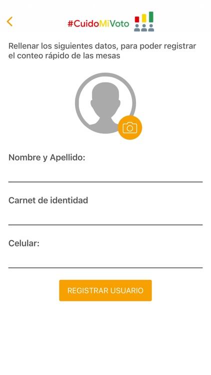 CuidoMiVoto screenshot-3