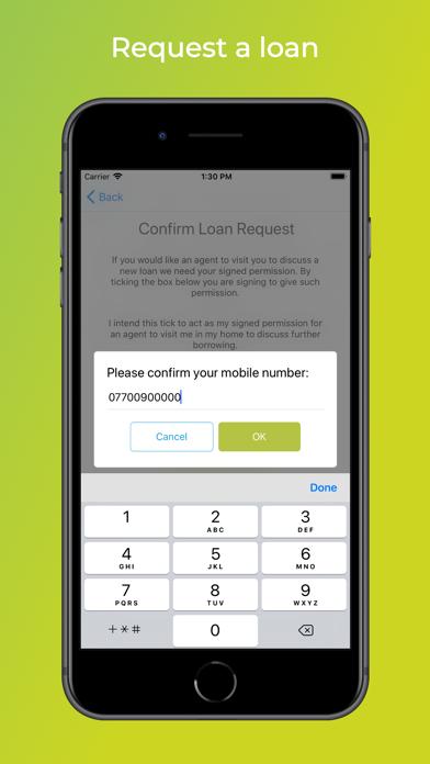 Loans at Home Screenshot