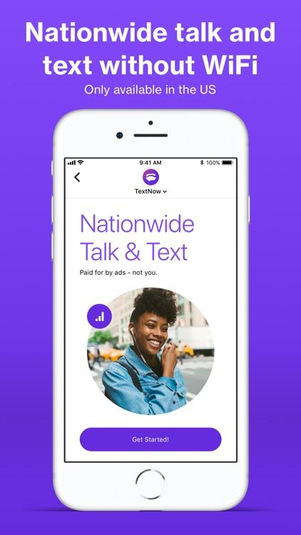 TextNow: Call + Text Unlimited screenshot-7