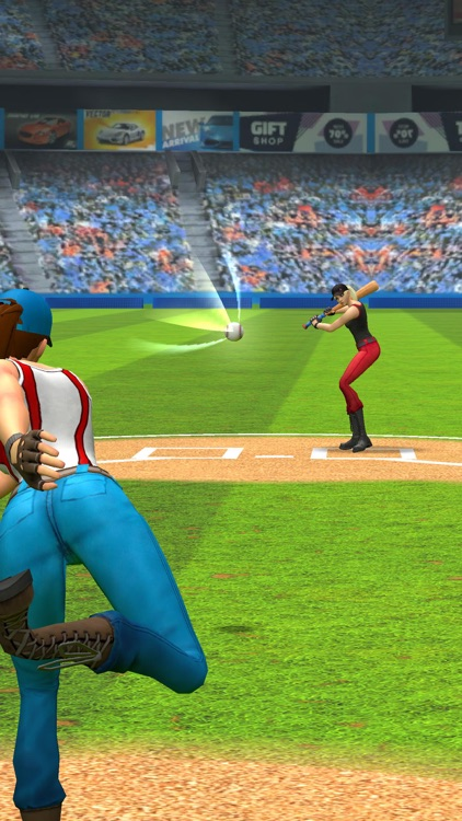 Baseball Club screenshot-3