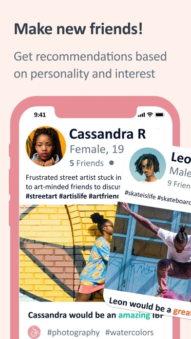 cancel Reach - Friendship Goals subscription image 2
