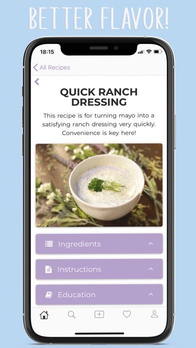 Vegan Recipe Book screenshot #1