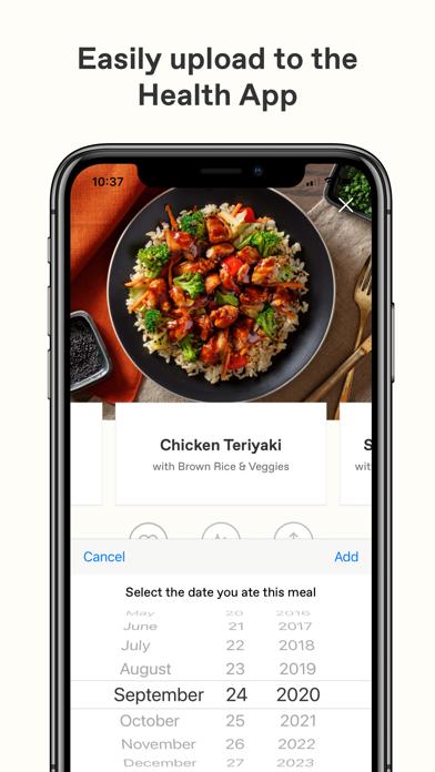 messages.download Freshly - Food Delivery software