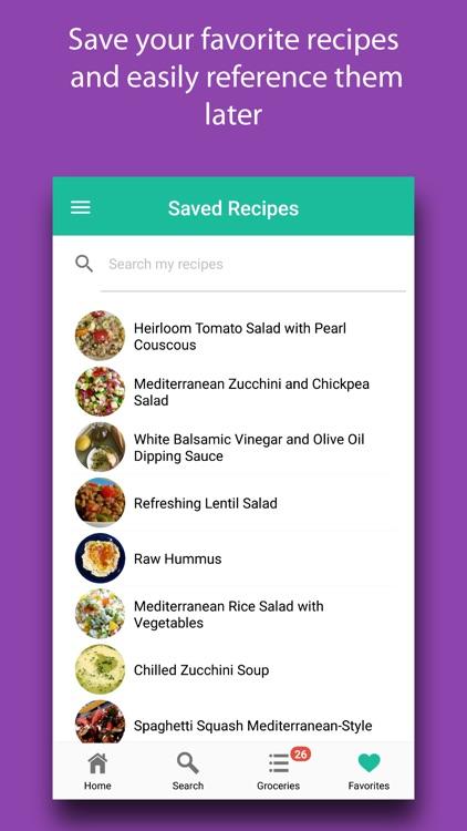 World Cuisine: Global Recipes screenshot-5